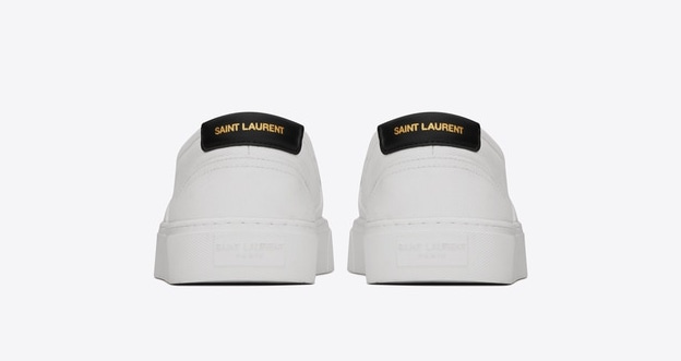 Saint Laurent Slip-on Venice Sneakers